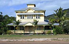 Historic Cook Town Kingdom Hall in Australia its a tourist attraction Great article:)