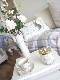 The dainty dress diaries: Marks and spencer homeware haul.