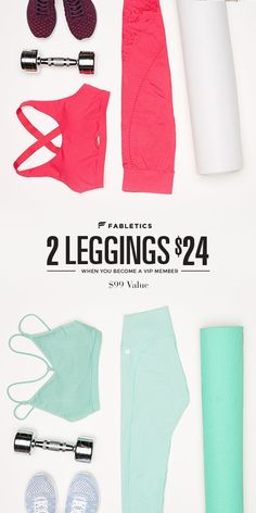 Endless styles, colors and prints. For a limited time get 2 Leggings for $24! Hurry, the best goes fast!