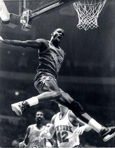 MJ on Knicks