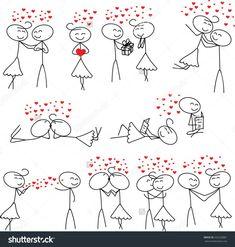 Couples doodles