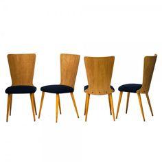 chaise vintage années 50 Hitier Chaises Pinterest