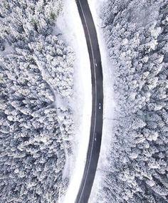Amazing Drone Landscape Photography – Fubiz Media