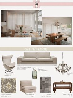Home-Styling: Magnificents Houses - Magnificent By The River & Get The Look