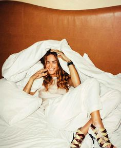 "Erin Wasson in ""It's a Crazy Beautiful World"" by Petrovsky & Ramone for Vogue Netherlands, June 2013"
