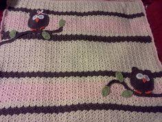 Ravelry: Moms Crochet Blanket pattern by Kelly Butler