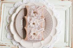 Handmade Principessa wedding favour via Etsy