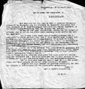 5: Als Dirk gevangen wordt genomen moet Michiel de brief naar Bertus van Gelder sturen. Zowel Dirk als Bertus werden gevangen genomen. Michiel leest de brief zelf en ontdekt dat Dirk een gewonde Engelse piloot verbergt in een schuilplaats in het bos. De brief is een verzoek aan Bertus om de piloot te verzorgen, maar aangezien Bertus gearresteerd is besluit Michiel deze taak zelf op zich te nemen.