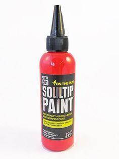 OTR.901 Soultip Paint Refill with Refiller cap (120ml) Green Colors, Neon Green, Graffiti Supplies, Graffiti Spray Paint, Wallpaper Paste, Make It Simple, Markers, Alcohol, Cap