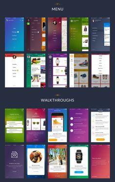29 best app ui design template images on pinterest interface