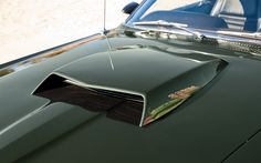 1969 Ford Mustang Boss 429 Hood Photo