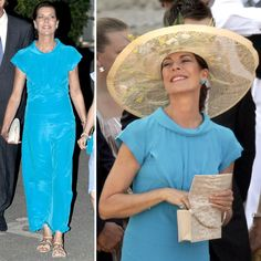 Boda civil del Principe Alberto y Charlene de Monaco.
