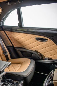 Bentley Mulsanne (2015) Speed Left Rear Door