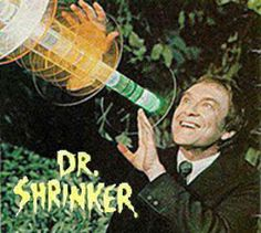 Dr. Shrinker, another favorite from Sid and Marty Kroft for Saturday morning.