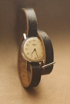 losing a vintage watch is beyond shame  (personal experience) (: