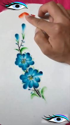 pencil drawings - Very Creative Painting Ideas Acrylic Painting Techniques, Art Techniques, Acrylic Art Paintings, Acrylic Painting For Kids, Acrylic Painting Flowers, Paint Flowers, Painting Videos, Art Diy, Fabric Painting