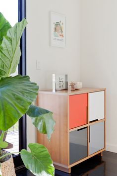 Mid-Century Home redesign by LANEY LA