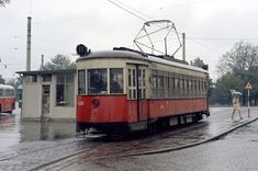Rail Europe, Light Rail, World, Iron, Vienna, Austria, The Fifties, Vintage Photos, Destinations