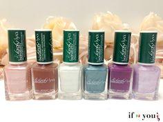 Linea Bionature #madeinitaly : scopri gli #smalti curativi by #IFYOU per mani sempre perfette e unghie sane e curate