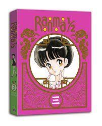 Anime Blu-ray Review: Ranma 1/2 Set 3