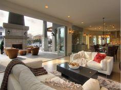 Open Floor Plan Living Space
