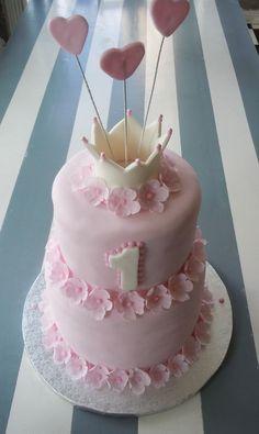 1. Geburtstagstorte - # 1. #Geburtstag #Kuchen