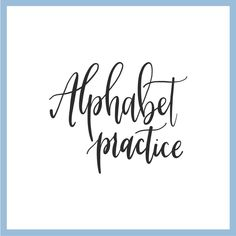Hello there! Have you been thinking of picking up brush lettering or are just getting started? You are probably wondering how you can possibly get your hand to create those beautiful, effort…