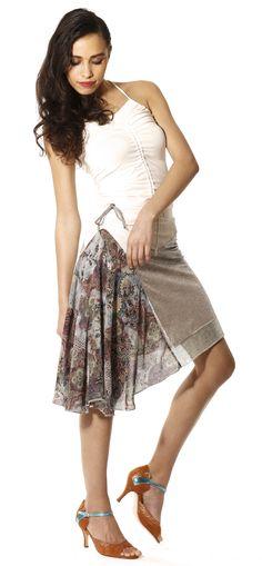 Salsa & Tango skirts - Need a stunning dance skirt quick? The answer: Mava Lou's online shop! #Tango #Tangoshoes #Tangoclothes #Tango Argentino