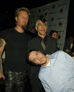 James and the Chili Peppers