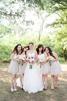 #hats #pastel #Bridesmaids