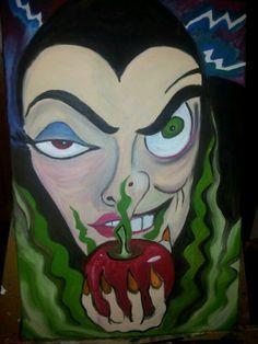 bruja blancanieves