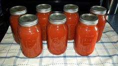 Homemade Tomato Sauce   How To Make Tomato Sauce - Ball® Fresh Preserving - use thois one for paste