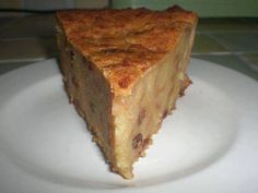 """In Nord Pas-de-Calais when Mom had too much bread, she made """"Pain d& or """"Pudding"""" here is the recipe ! - In Nord Pas-de-Calais when Mum had too much bread, she made """"Pain d& or """"Pudding"""" here i - Dog Recipes, Snack Recipes, Dessert Recipes, Easy Smoothie Recipes, Easy Smoothies, Healthy Smoothie, Instant Pudding, Superfood, Puddings"""