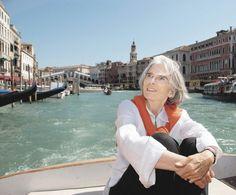 Donna Leon in Venedig
