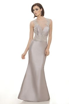 Eleni Elias Collection Official Web Site - Mother of the Bride Collection - Style M117