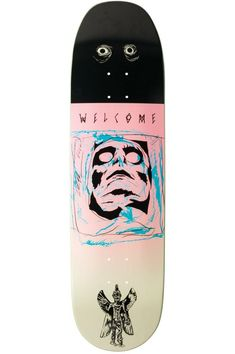 Welcome Pazuzu On Baculus - ThinkEmpire.com - Skate, Snow, Surf