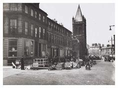 Deanhaugh Street 1955 #stockbridgeedinburgh #stockbridge #edinburgh #scotland