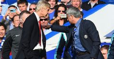 The Special One is mates with Olympiakos coach Marco Silva and admits he'd like to see the Greeks pip their London rivals to a last-16 place