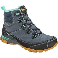 Yes PLEASE!  Ahnu Sugarpine Hiking Boot - Women's Dark Slate