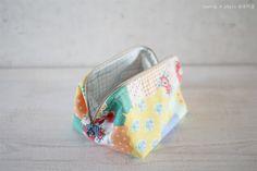 Step-To-Step Small Pretty Wallet Tutorial. - Easy Step to Step DIY!