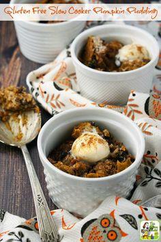A slow cooker pumpkin pudding recipe thats gluten free dairy  Mein Blog: Alles rund um Genuss & Geschmack  Kochen Backen Braten Vorspeisen Mains & Desserts!