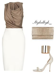 """KG.-™"" by kathygarcia93 ❤ liked on Polyvore"