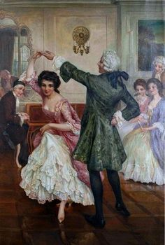 Downing, Delapoer (active 1885-1902)- Ballroom