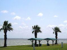 Seadrift, TX : Seadrift Bayfront Park