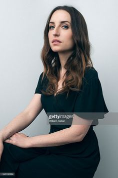 Actress Zoe Lister-Jones is photographed for The Wrap on June 2, 2016 in Los Angeles, California. PUBLISHED