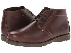 Sebago Reese Chukka Brown Leather - Zappos.com Free Shipping BOTH Ways