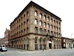 Warehouse, 109 Princess Street, Greater Manchester