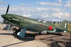 Restored - the only flying machine of this type in the world - Photo taken at Ramenskoye (Zhukovsky) (UUBW) in Russia on July Ww2 Fighter Planes, Ww2 Planes, Fighter Jets, Ww2 Aircraft, Military Aircraft, Military Jets, Luftwaffe, Russian Air Force, World Photo