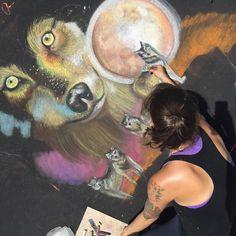 @not.kate.bush making some great progress. #gachalkartists #chalkartfestival #chalkart Chalkfest at Arbor Lakes #twincitiesart #gachalkartists #jessiqueen #maplegroveartcenter #chalkmn #minneapolisnorthwesttourism #chalkfestarborlakes #maplegrovemn #minnesotaart #chalk  #streetart #streetpainting #fcaa #sidewalkart #chalkartist #guerillart #sidewalkchalk #artparty #art #chalkfestival #sidewalkchalkfestival #streetartist