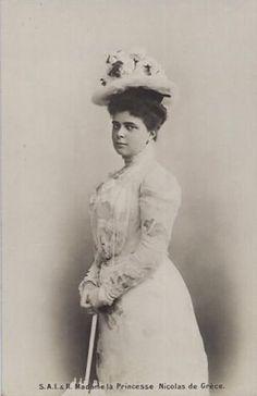 Grand Duchess Elena, only daughter of Grand Duke Vladimir and Grand Duchess Maria